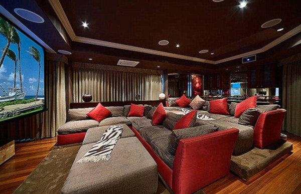 Cinema Em Casa Salas Projetadas Especialmente Para