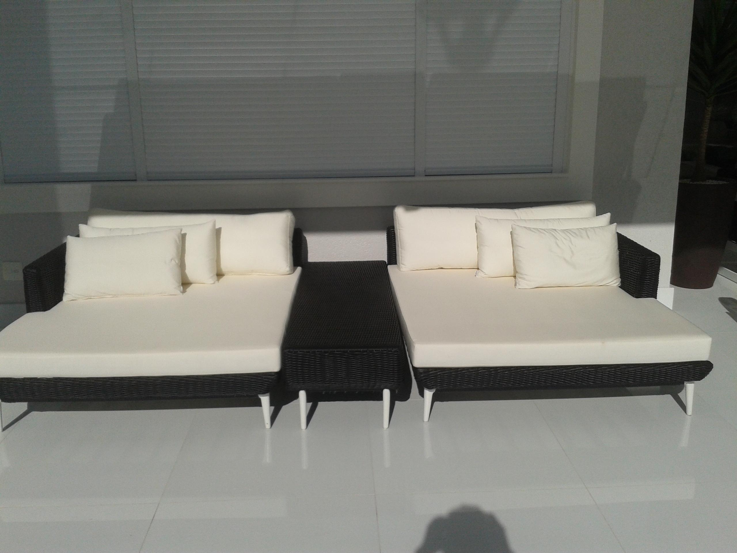 Móveis de fibra sintética My Craft House – KzaBlog Casa e  #776E55 2560x1920