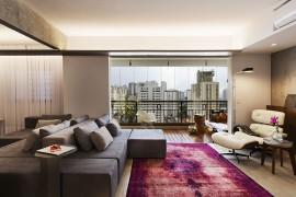 Apartamento de 65m² cheio de boas ideias