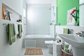 Qual a tinta ideal para usar em banheiros?
