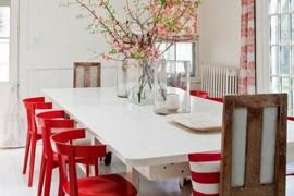 Como escolher a cadeira certa para a sua sala de jantar