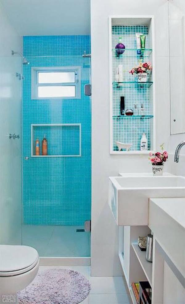 Arquitetando Na Net Nichos no Banheiro -> Nicho Imbutido Banheiro