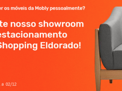 Pop Up Store da Mobly
